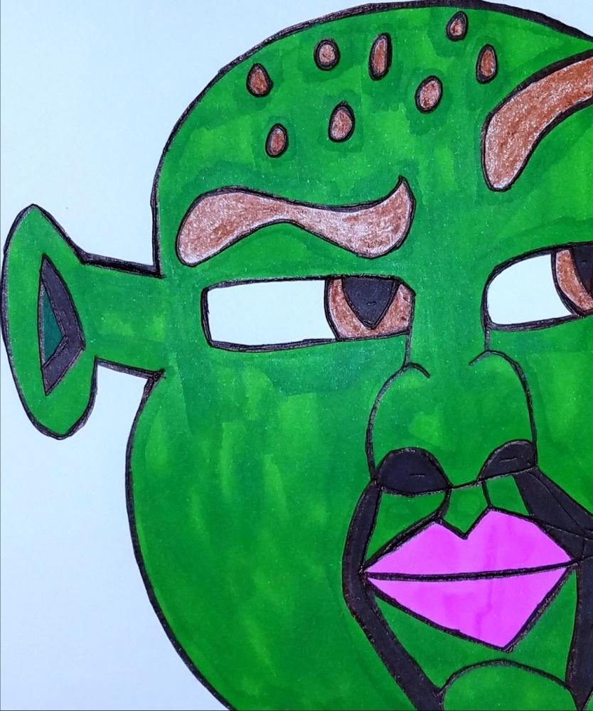 Shrek par armattock